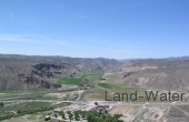 13.59 acres - Highway 93 Frontage within the city limits of Caliente, NV and views into Rainbow Canyon on the Conaway Ranch, 150 miles NE of Las Vegas, NV