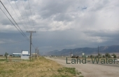 5.81 Acres - 6,000 SF Warehouse/Office - High Visibility on Highway 93 north of Ely, NV